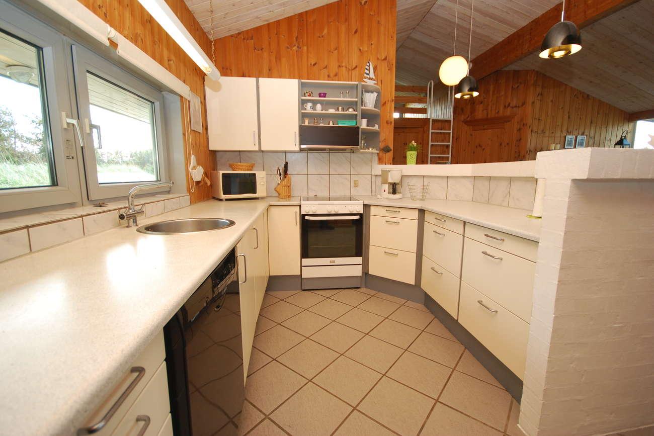 Ferienhaus in Klegod - Lyngdraget 10 (Nr. 3216) » DanWest